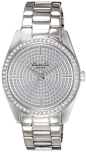 Damen Uhren Kenneth Cole KENNETH COLE BROOKLYN PAVE IKC4959
