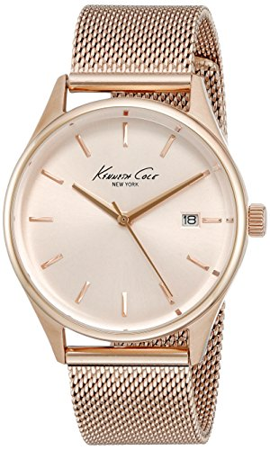 Zeigt Damen Kenneth Cole Modell Dress Code Pink goldfarben 10029400