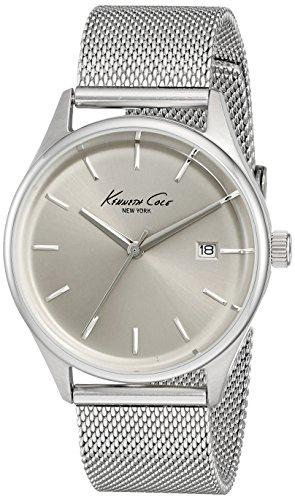 Zeigt Damen Kenneth Cole Modell Dress Code Grau und Silber 10029399
