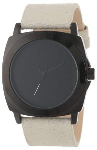 Kenneth Cole Herren-Armbanduhr XL REACTION Analog Silikon RK1289