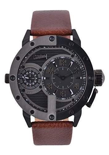 Jean Paul Gaultier Herren-Armbanduhr Analog Quarz Leder 8500403