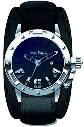 Jean Paul Gaultier Herren-Armbanduhr Analog Quarz Leder 8501701