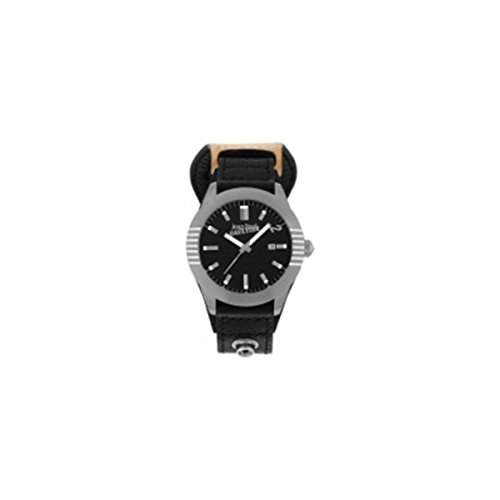 Jean Paul Gaultier Herren-Armbanduhr Analog Quarz Leder 8502501