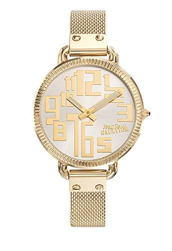 Zeigt Damen Jean Paul Gaultier Index Armband PVD Gold 36 mm 8504309