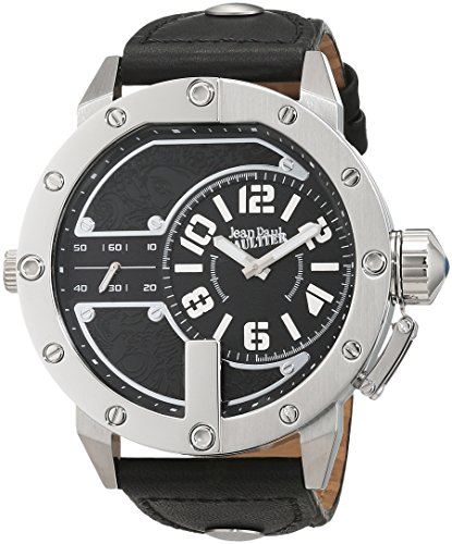 Jean Paul Gaultier Damen Armbanduhr Analog Quarz Leder 8502001