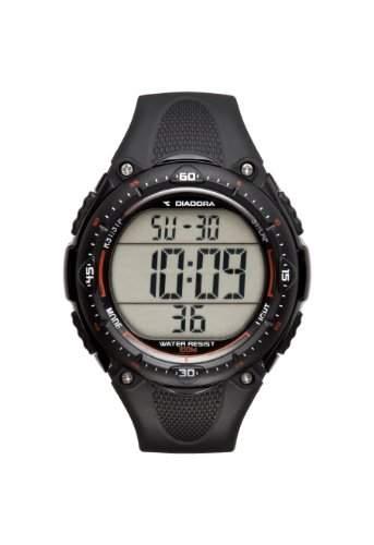 Diadora Athletic fuer Maenner -Armbanduhr Digital Quartz DI-003-01