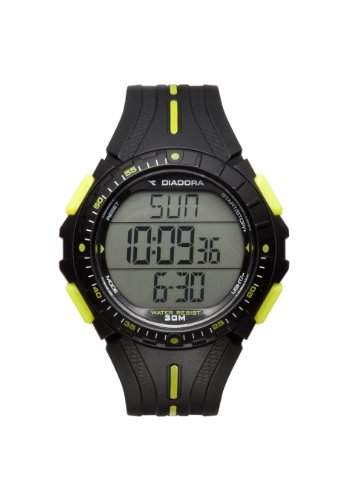 Diadora Herren-Armbanduhr Digital Quarz Plastik DI-004-01