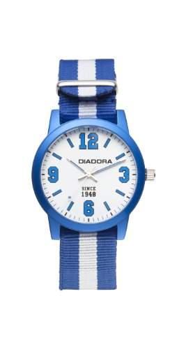 Diadora Unisex-Armbanduhr Analog Quarz Edelstahl DI-005-02
