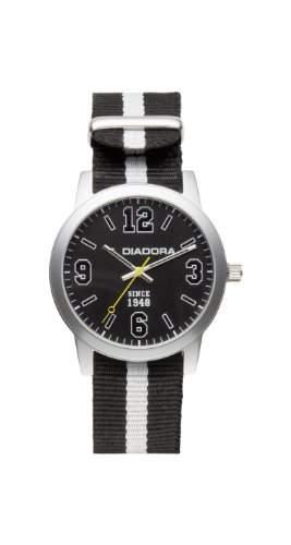 Diadora Unisex-Armbanduhr Analog Quarz Edelstahl DI-005-03