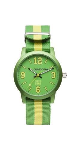 Diadora Unisex-Armbanduhr Analog Quarz Edelstahl DI-005-04