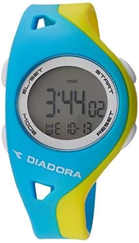 Diadora Unisex-Armbanduhr Digital Quarz Plastik DI-008-02