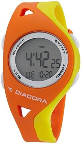 Diadora Unisex-Armbanduhr Digital Quarz Plastik DI-008-03