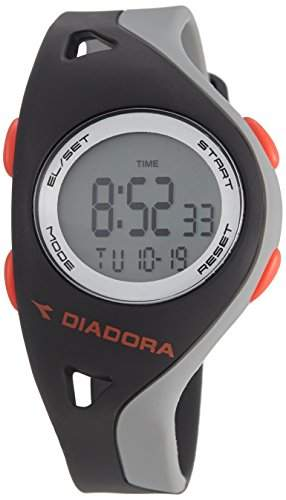 Diadora Unisex-Armbanduhr Digital Quarz Plastik DI-008-04