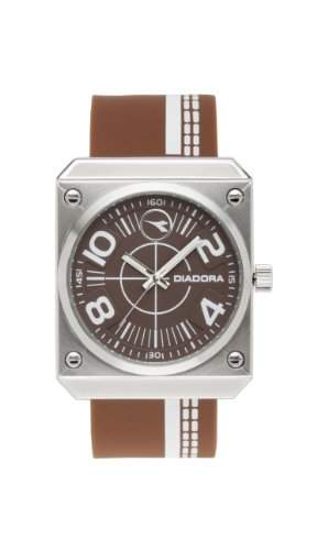 Diadora Herren-Armbanduhr Analog Quarz Edelstahl DI-011-02