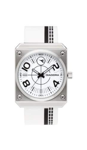 Diadora Herren-Armbanduhr Analog Quarz Edelstahl DI-011-03