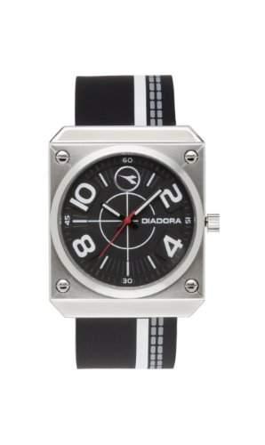 Diadora Herren-Armbanduhr Analog Quarz Edelstahl DI-011-05