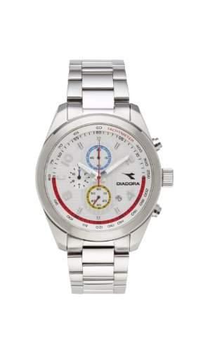 Diadora Starter fuer Maenner -Armbanduhr Chronograph Quartz DI-012-11