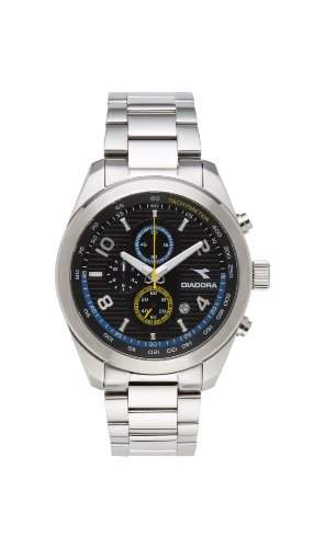 Diadora Starter fuer Maenner -Armbanduhr Chronograph Quartz DI-012-12