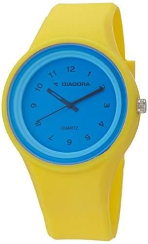Diadora Unisex-Armbanduhr Analog Quarz Plastik DI-013-02