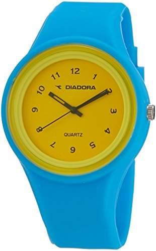 Diadora Unisex-Armbanduhr Analog Quarz Plastik DI-013-03