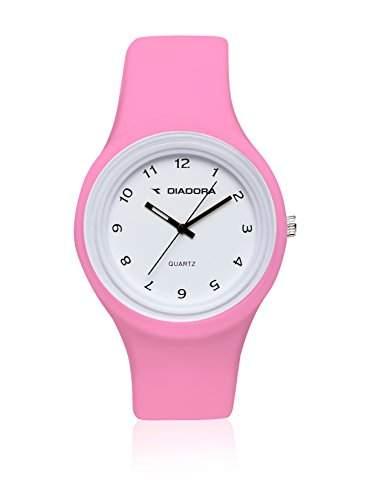 Diadora Unisex-Armbanduhr Analog Quarz Silikon DI-013-05
