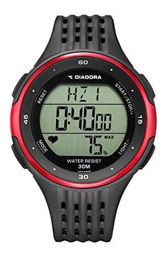 Diadora Herren-Armbanduhr Digital Quarz Plastik DI-015-02