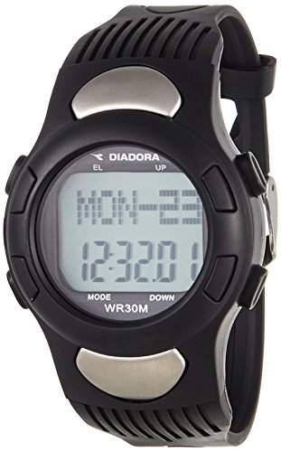 Diadora Herren-Armbanduhr Digital Quarz Plastik DI-018-01