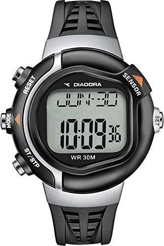 Diadora Herren-Armbanduhr Digital Quarz Plastik DI-018-02