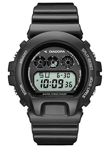 Diadora Herren-Armbanduhr Digital Quarz Plastik DI-021-01