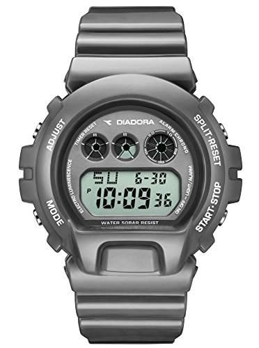 Diadora Herren-Armbanduhr Digital Quarz Plastik DI-021-02