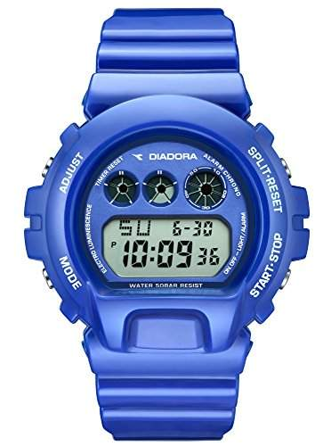 Diadora Herren-Armbanduhr Digital Quarz Plastik DI-021-03