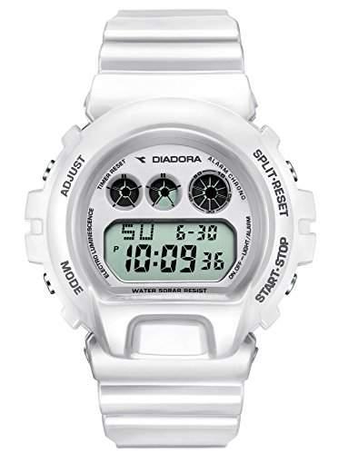 Diadora Herren-Armbanduhr Digital Quarz Plastik DI-021-04