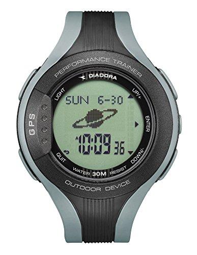 Diadora Herren Armbanduhr Digital Quarz Plastik DI 019 01