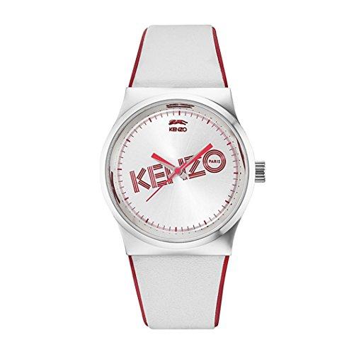 Kenzo Armbanduhr Analog Quarz SSB175P1 Metallic