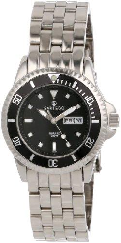 Quartz Black Dial Dive Watch