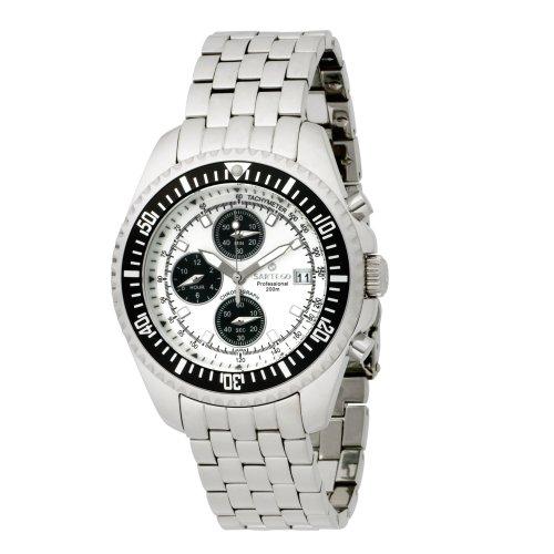 Chronograph Silver Dial