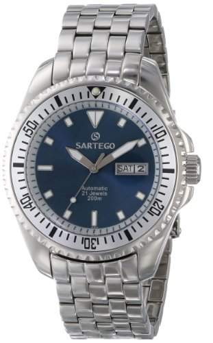 Automatic Blue Dial