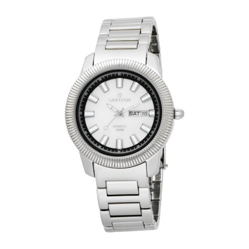 Stainless Steel Dress Mother of Pearl Dial