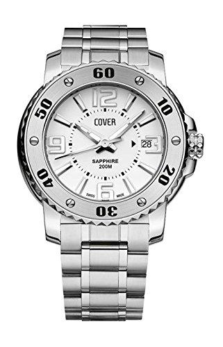 Cover Armbanduhr CO145 02 Herrenuhr