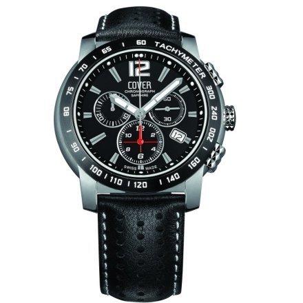 Cover Herren Uhr Co126 BI1LBK