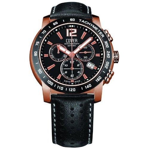 Cover Chronograph Co126 RPL1LBK