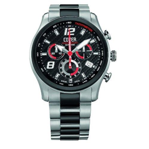 Cover Herren Uhr Co135 BI1M R