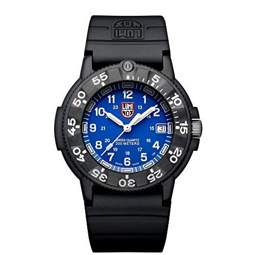 LUMI-NOX Herrenarmbanduhr Navy SEALs DIVE WATCH SERIES 1 3003