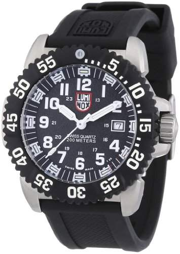 Luminox Herren-Armbanduhr Navy Seal Steel Colormark 3151
