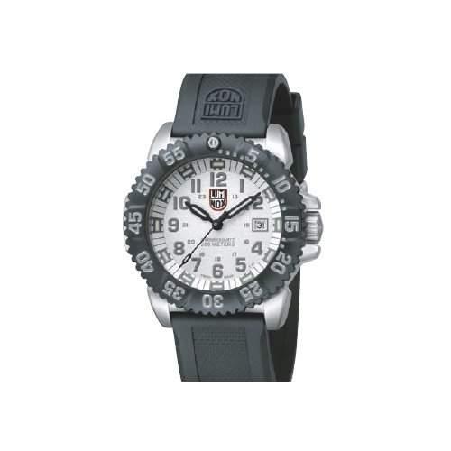Luminox Herren-Armbanduhr Navy Seal Steel Colormark 3157