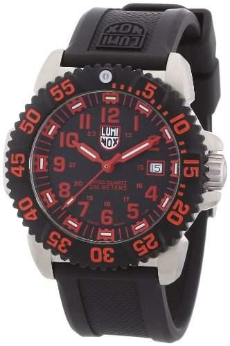 Luminox Herren-Armbanduhr Navy Seal Steel Colormark 3165