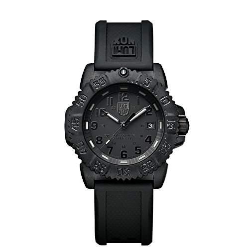 Luminox Damen-Armbanduhr Navy Seal Colormark 38 mm 7051BO