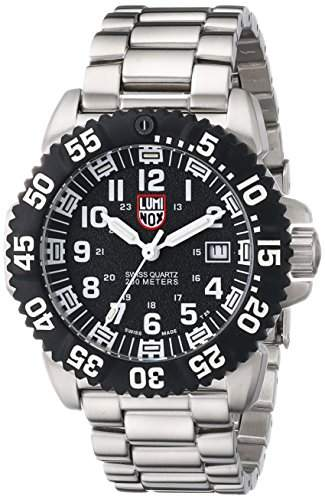 Luminox Herren-Armbanduhr Navy Seal Steel Colormark 3152