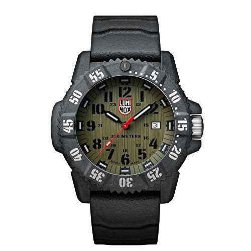 Luminox Carbon SEAL Analog Quarz Kautschuk XS 3813