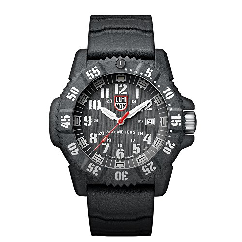 Luminox Carbon SEAL Analog Quarz Kautschuk XS 3801